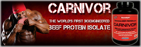 Musclemeds Carnivor Beef İsolate Protein Tozu İnceleme