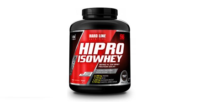 hardline hipro iso whey protein inceme ve yorum