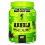 musclepharm arnold series iron whey inceleme ve yorum