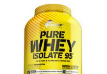 Olimp Whey Isolate Protein Tozu İnceleme ve Yorum