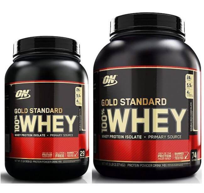optimum gold whey 100% standard whey protein tozu