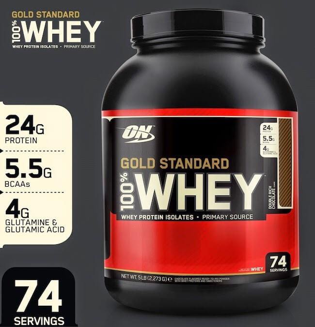 optimum gold standard whey protein tozu inceleme ve yorum