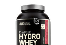 Optimum Nutrition Platinum Hydrowhey Protein Tozu İnceleme ve Yorum