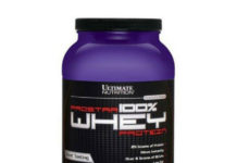 Ultimate Nutrition Prostar %100 Whey Protein Tozu İnceleme ve Yorum