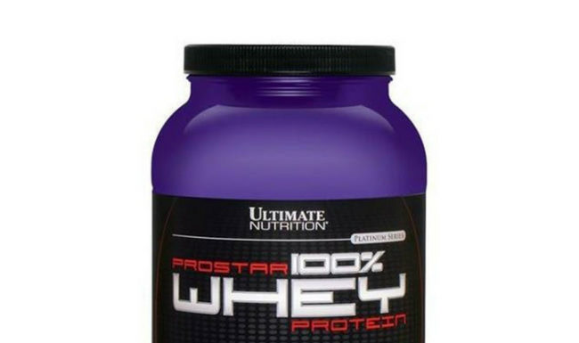 Ultimate Nutrition Prostar %100 Whey Protein Tozu İnceleme ve Yorum