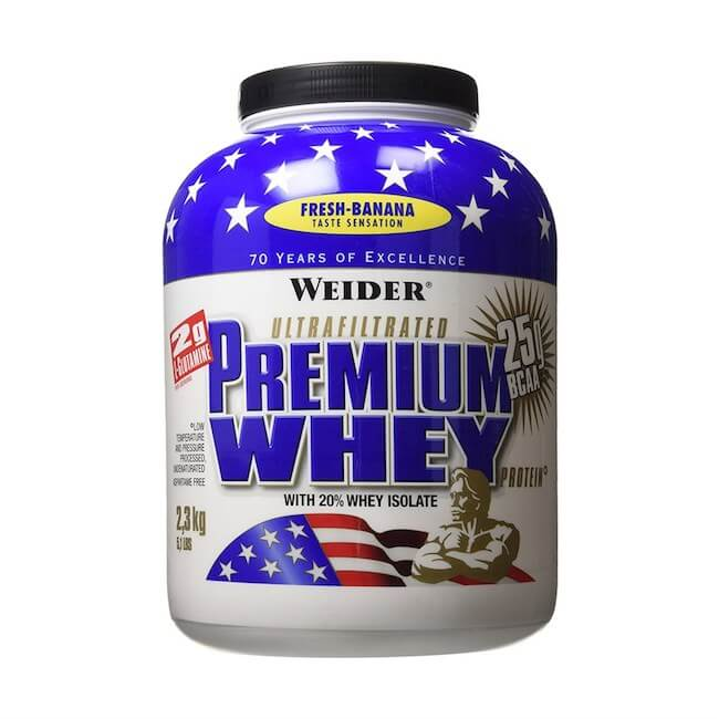 weider premium whey protein tozu inceleme ve yorum