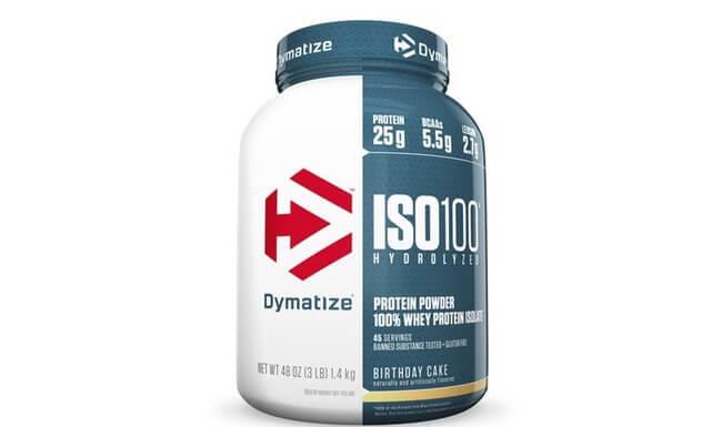 Dymatize Iso 100 Whey Protein Tozu İnceleme ve Yorum