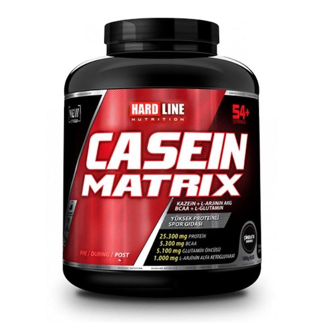 Hardline Casein Matrix Protein Tozu İnceleme ve Yorum