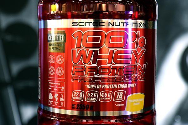 scitec whey professional protein inceleme ve yorum