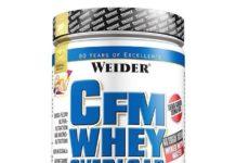 Weider Cfm Whey Overload Protein Tozu İnceleme ve Yorum