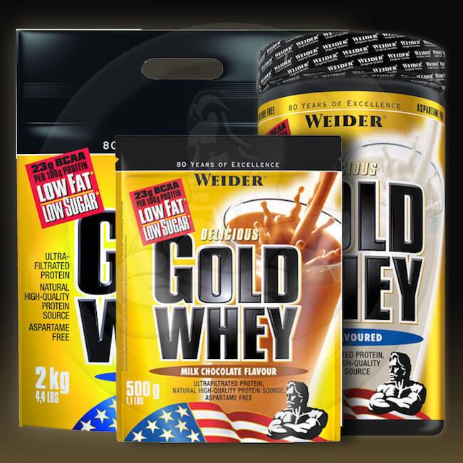 weider gold whey protein tozu inceleme