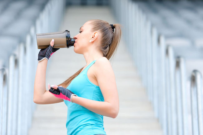 protein tozu etkisi