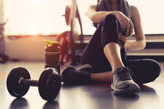 egzersiz sonrası protein tozu alımı