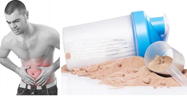 protein tozu yan etkileri