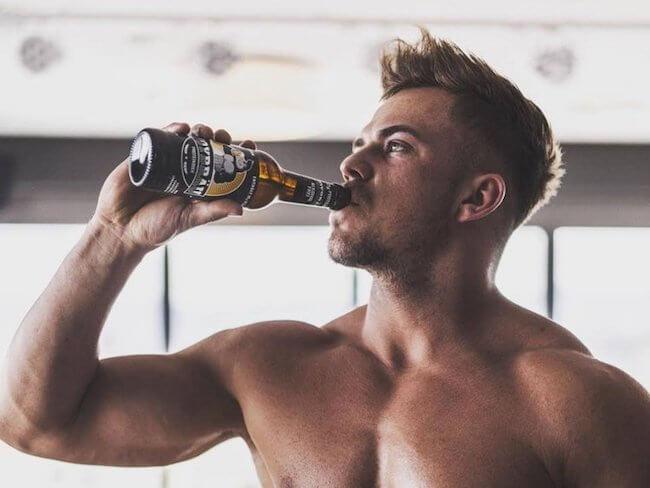 protein tozu alkol