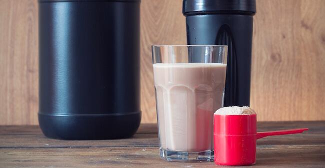 protein tozu ne kadar suyla karıştırılmalı