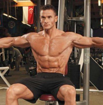 1 aylık vücut geliştirme programı