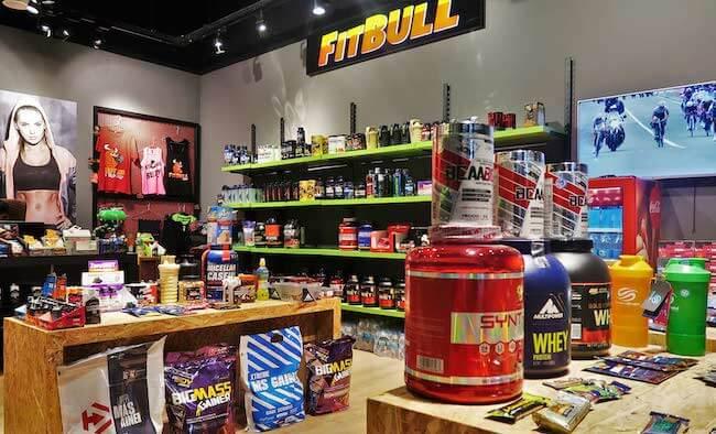 fitbull.com satış mağazası