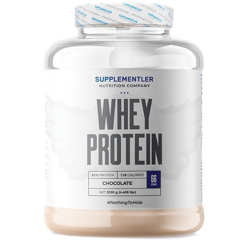 Supplementler.com Whey Protein