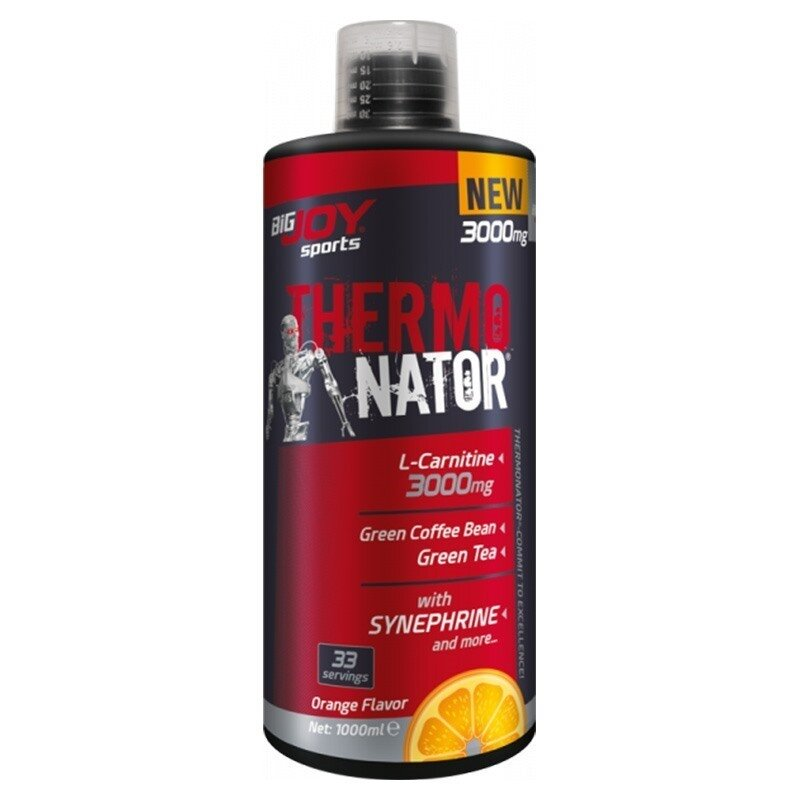 Big Joy Thermonator L-Carnitine