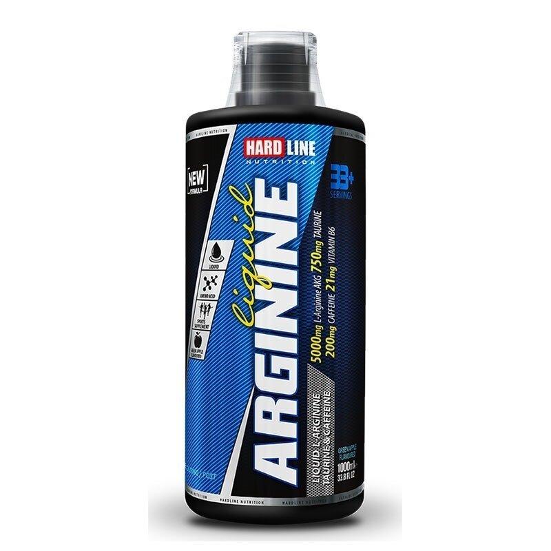 Hardline Arginine Liquid