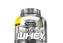 Muscletech Essential Series Platinum %100 Whey