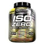 Muscletech Iso Zero % 100 Whey Protein Isolate