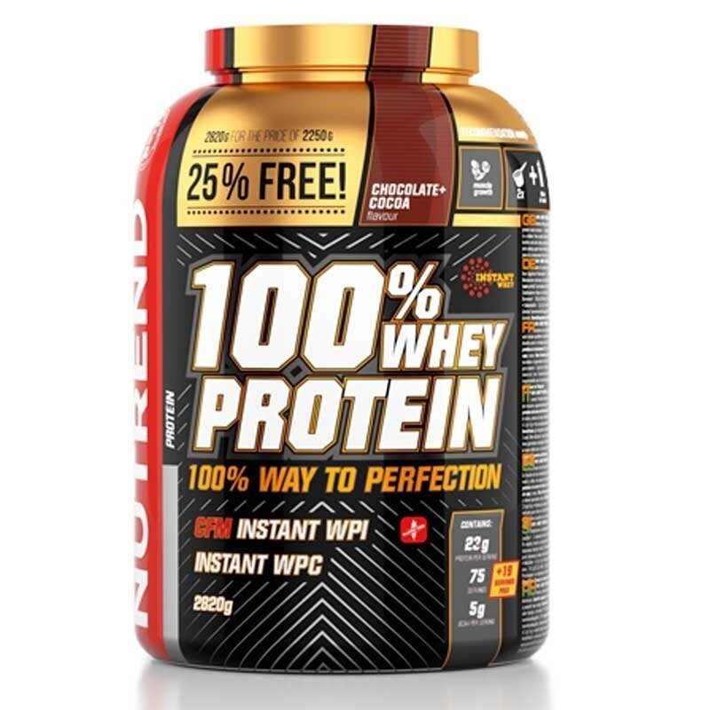 Nutrend %100 Whey Protein