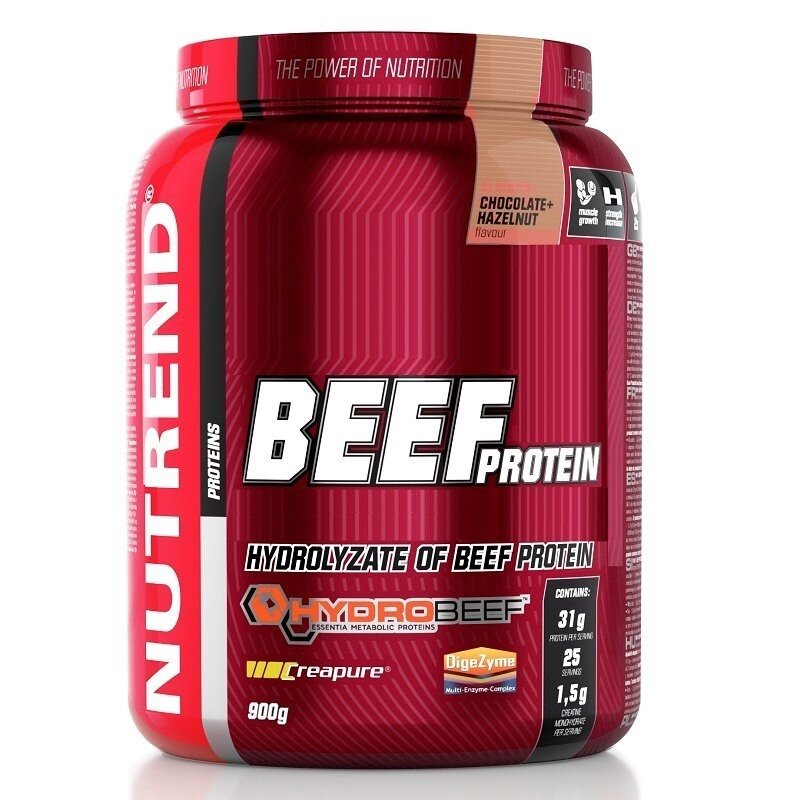 Nutrend Beef Protein