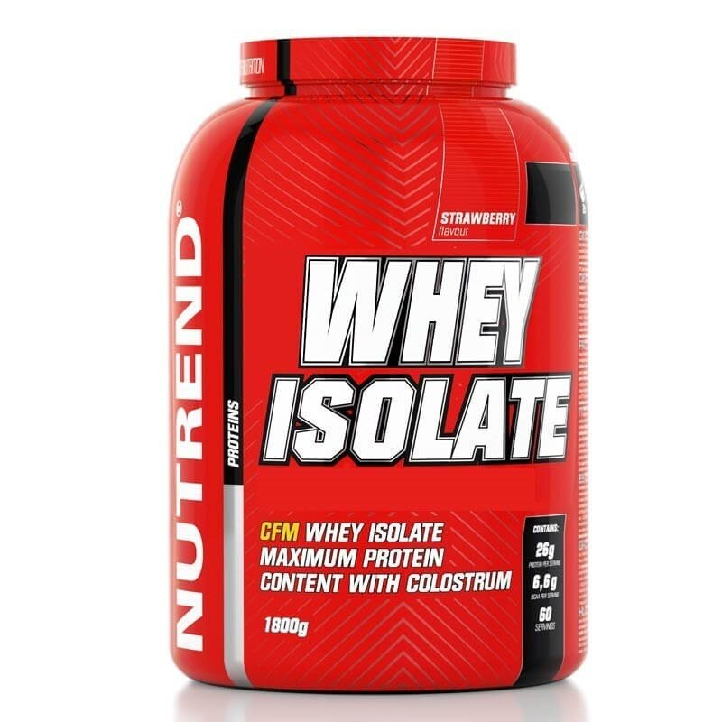 Nutrend Whey Isolate