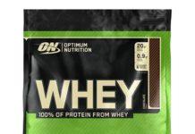 Optimum Whey Green Line Protein Tozu