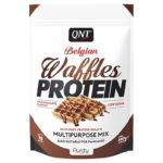 Qnt Belgian Waffles Protein