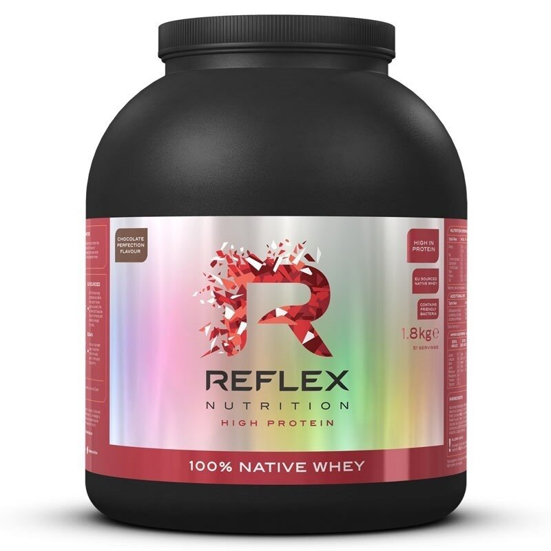 Reflex Native Whey Protein