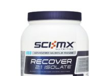 Sci-Mx Recover 2:1 Isolate