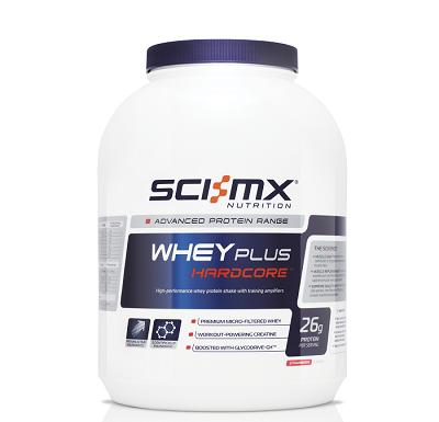 Sci-Mx Whey Plus Hardcore Protein