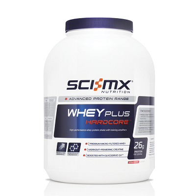 Sci-Mx Whey Plus Hardcore Protein