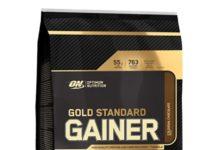 Optimum Gold Standard Gainer