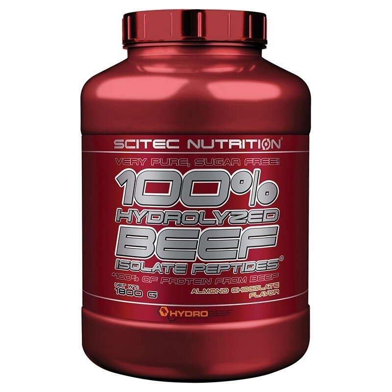 Scitec %100 Hydrolyzed Beef Isolate Protein
