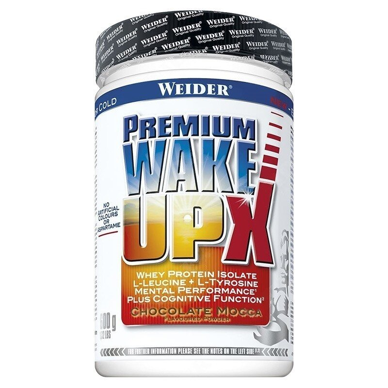 Weider Premium WakeUp X Whey Protein Isolate