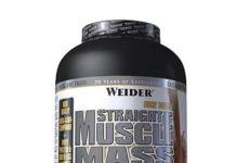 Weider Straight Muscle Mass