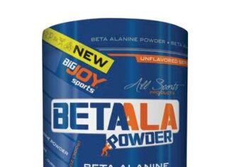 Big Joy Beta Alanine Powder