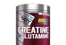 Big Joy Big2 Creatine + Glutamine