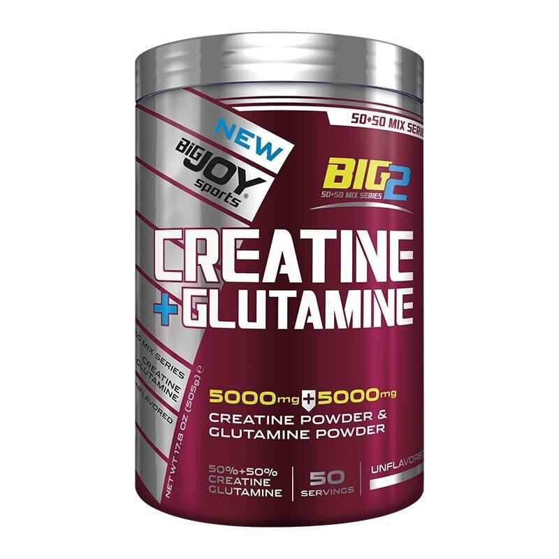 Big Joy Big2 Creatine + Glutamine