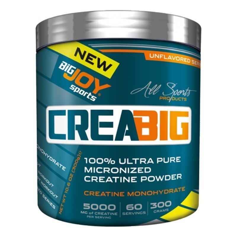 Big Joy Crea Big Micronized Creatine Powder