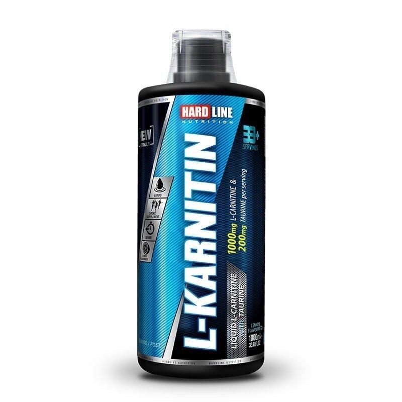 Hardline L-Karnitin Sıvı
