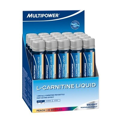 Multipower L-Carnitine Liquid Forte