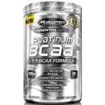Muscletech Essential Series Platinum BCAA %100 8:1:1
