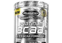 Muscletech Essential Series Platinum BCAA %100 8:1:1