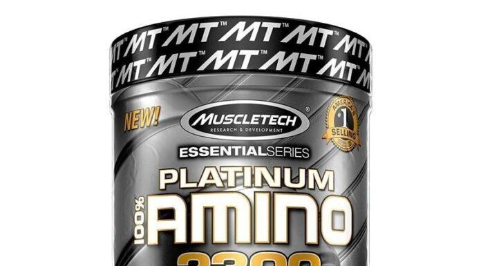 Muscletech Platinum Amino 2300