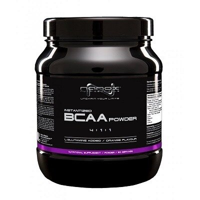 Nanox Bcaa 4:1:1 Powder